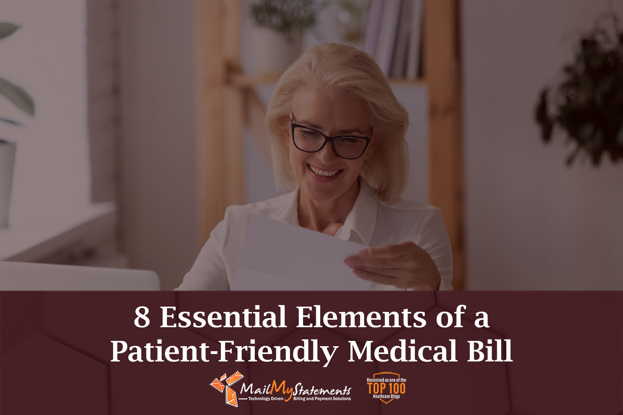 Essential Elements of a Patient Friendly Medical Bill