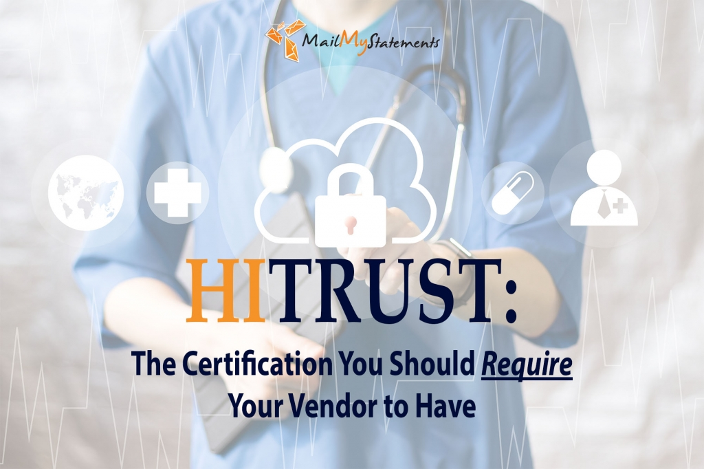 Hitrust The Certification You Should Require Your Vendor To Have