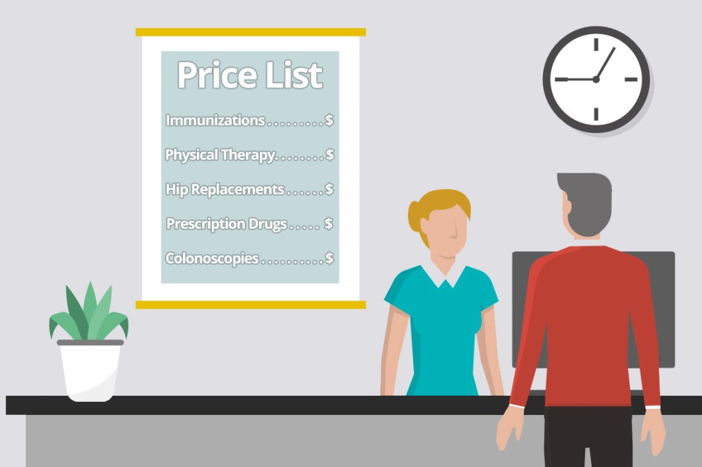 healthcare challenges price transparency