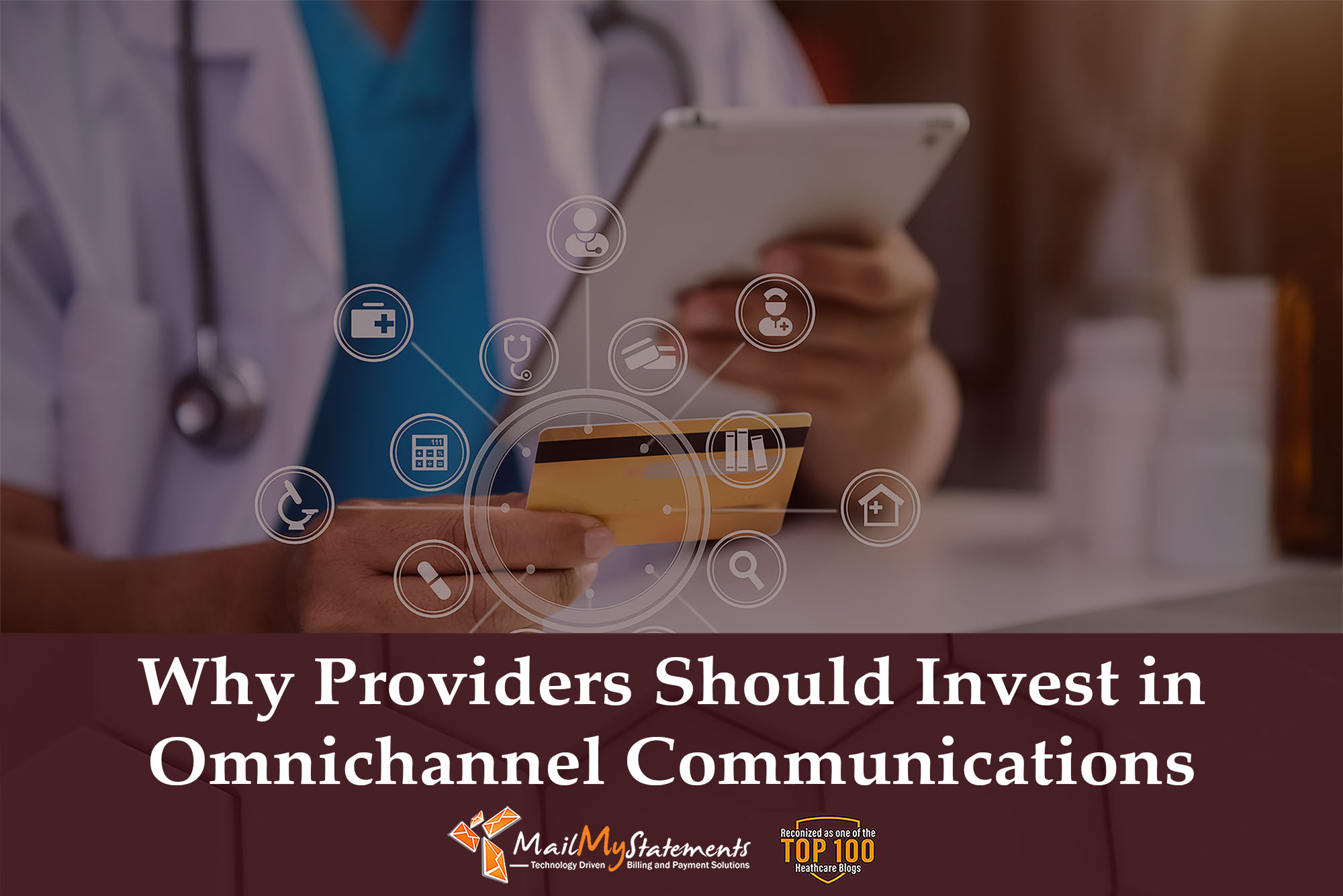 Why Providers Should Invest in Omnichannel Communications