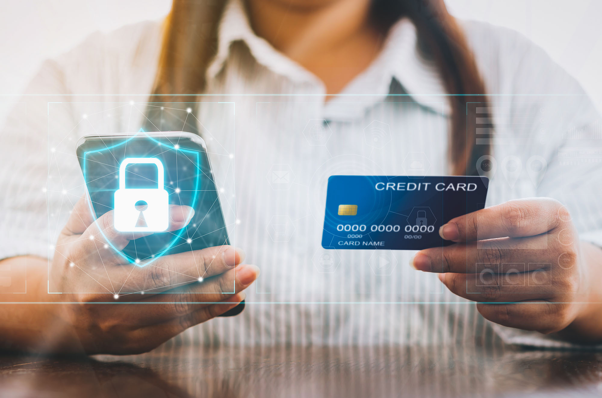 Secure Card on File Payment