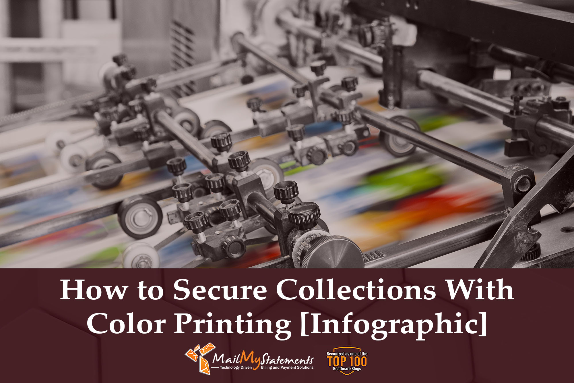 How to Secure Collections With Color Printing [Infographic]