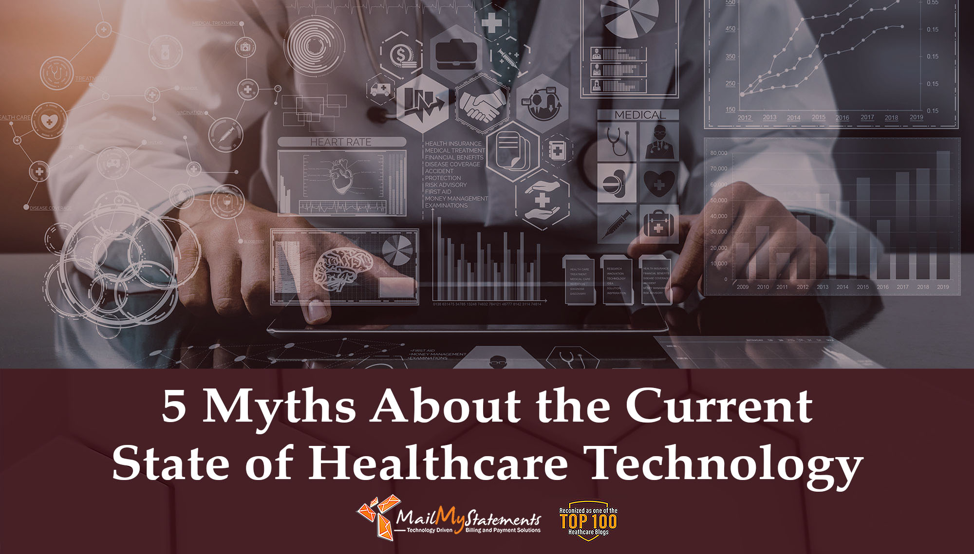 5 Myths About the Current State of Healthcare Technology
