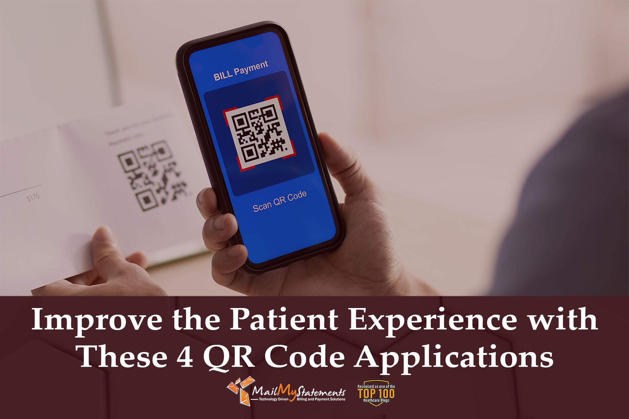 Improve the Patient Experience with These 4 QR Code Applications