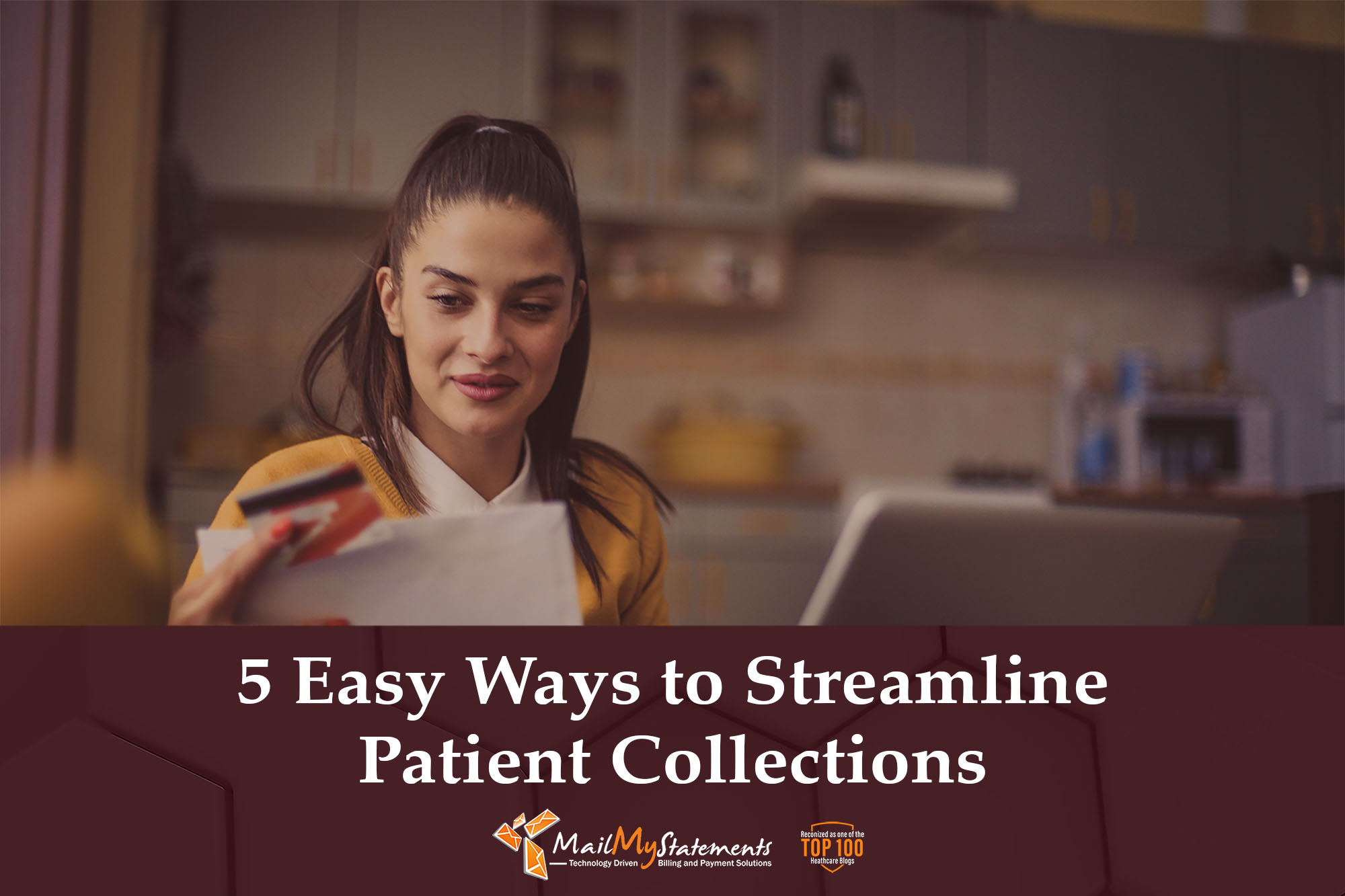 5 Easy Ways to Streamline Patient Collections
