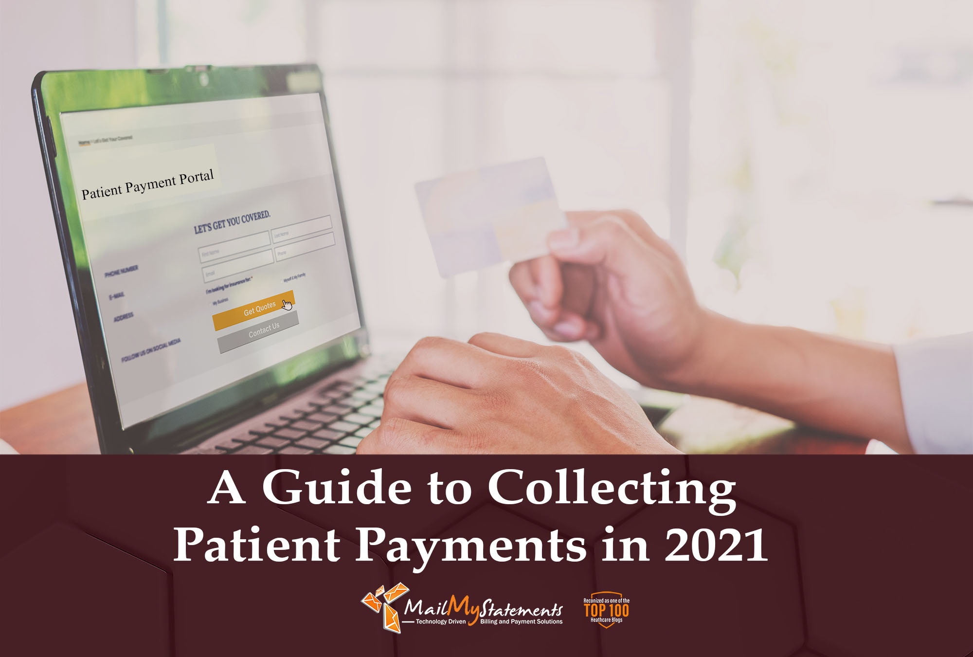 A Guide to Collecting Patient Payments in 2021