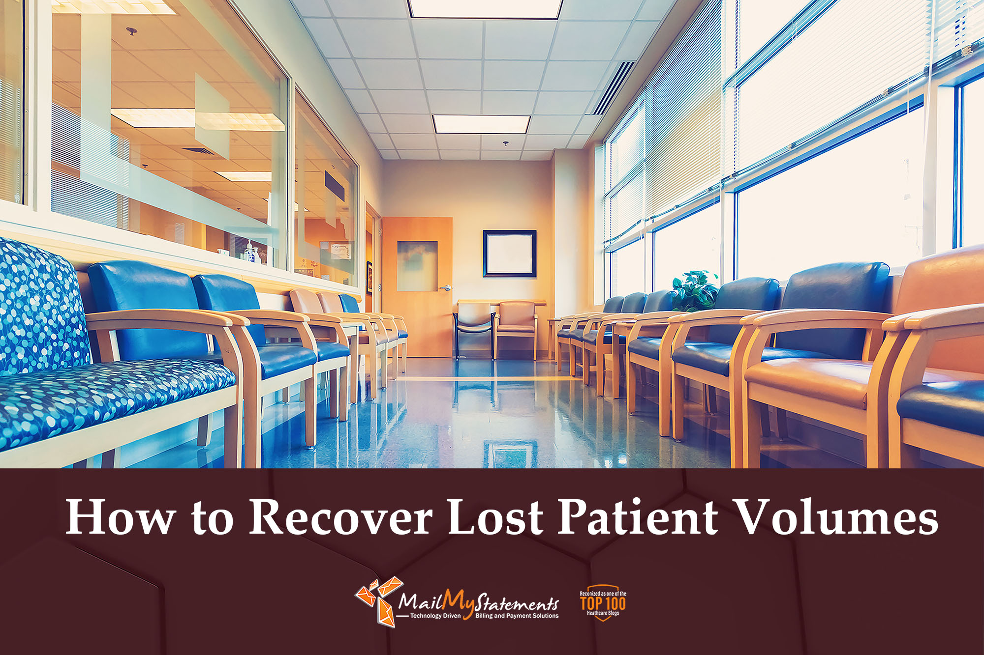 How to Recover Lost Patient Volumes