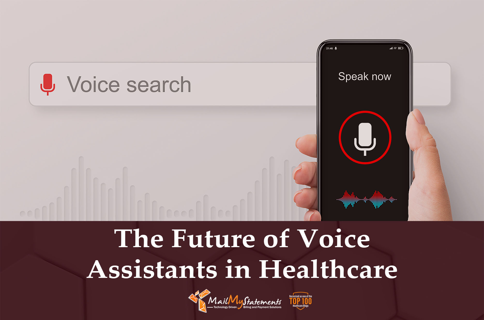 The Future of Voice Assistants in Healthcare